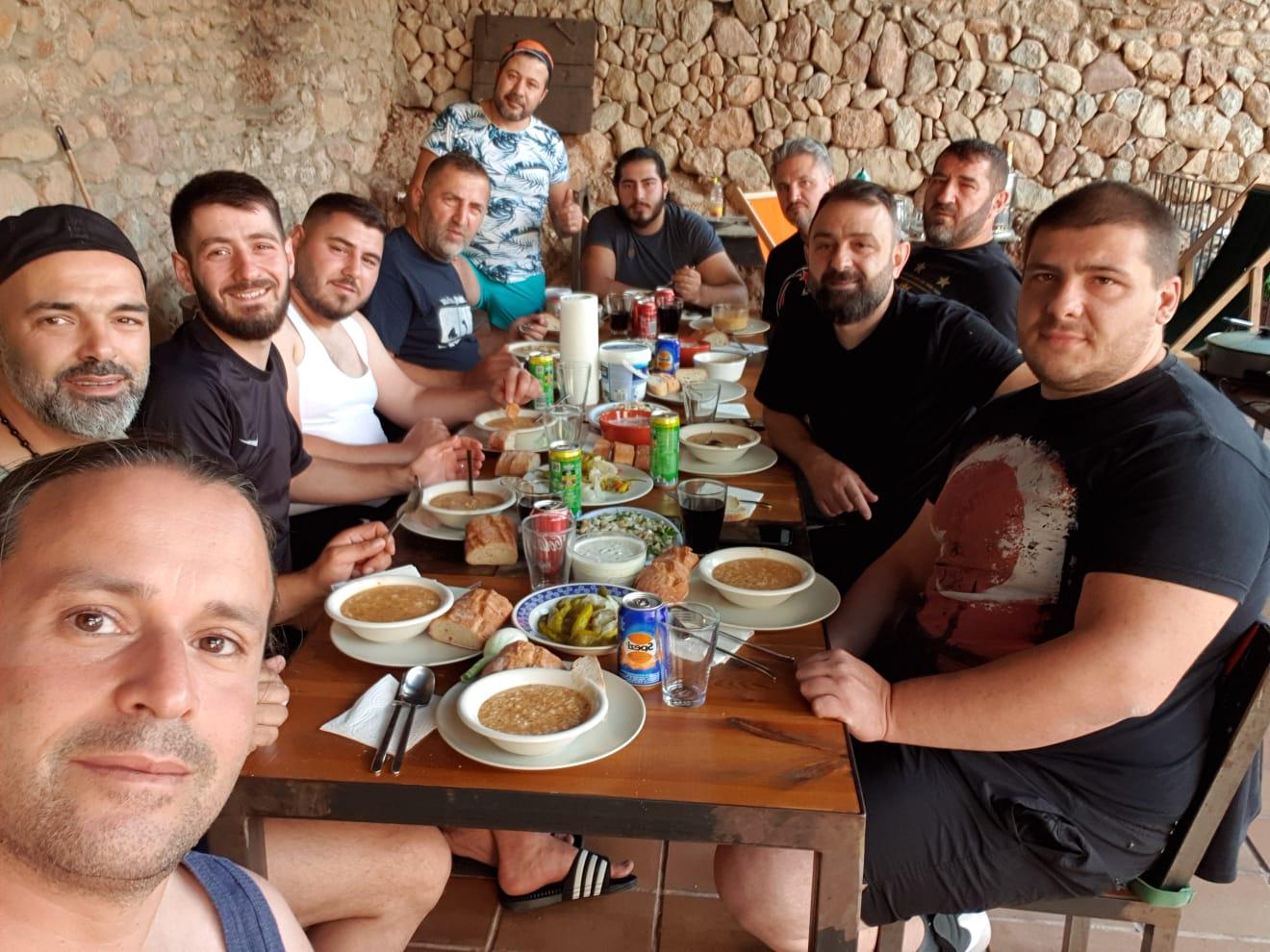 Akincilar Spanien Tour 2019 – Tag 1